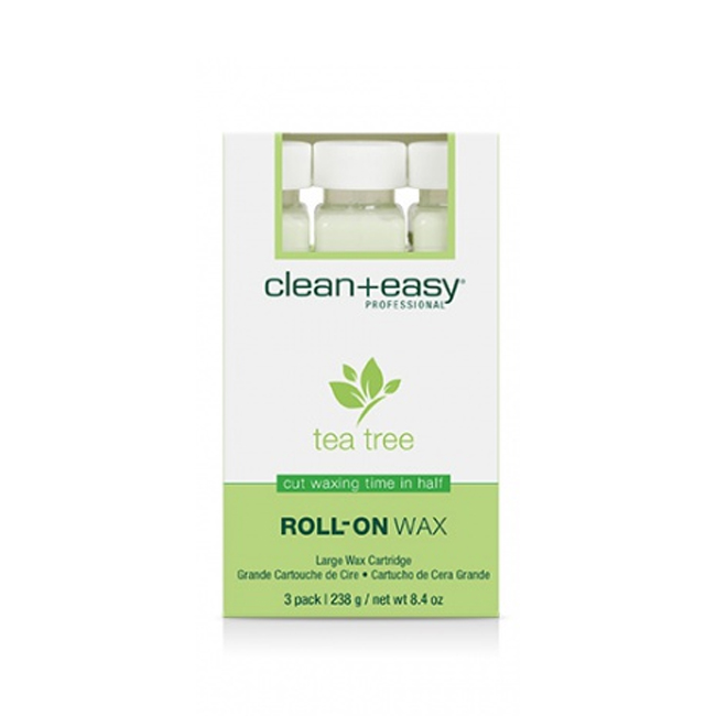 Clean and Easy Tea Tree hars Large