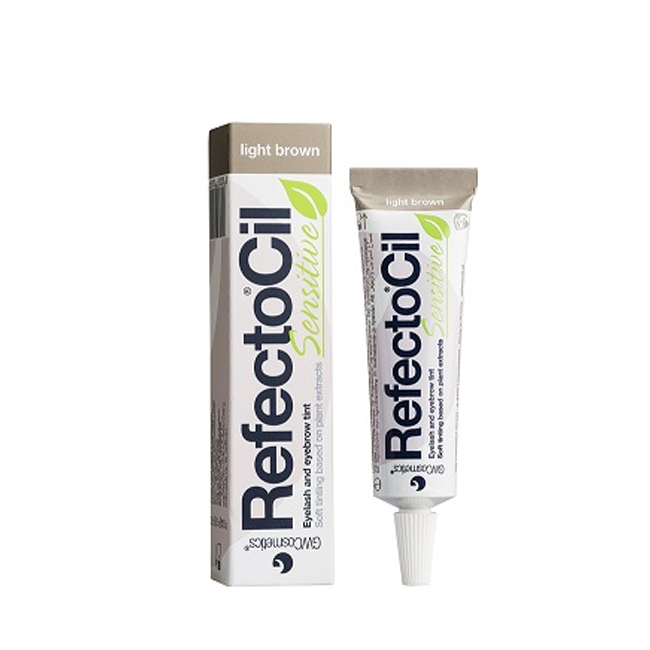 Refectocil Sensitive Wimperverf Lichtbruin