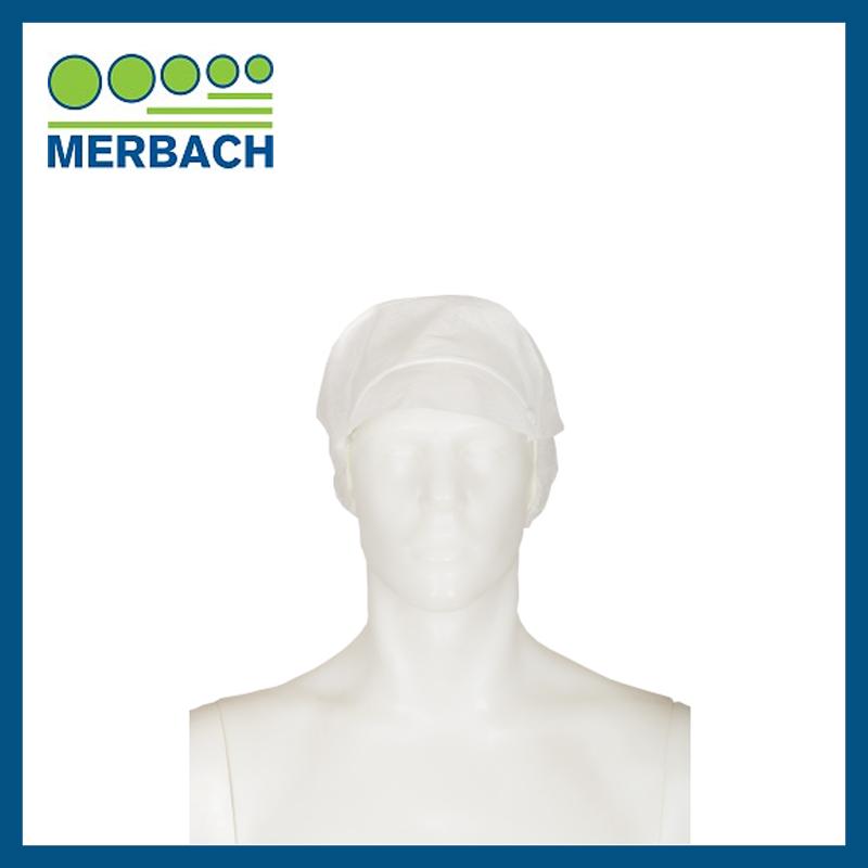 Merbach Baretten Wit