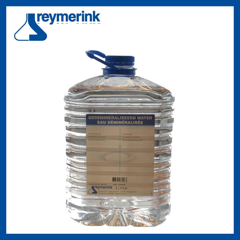 Gedemineraliseerd Water - Reymerink Vloeistoffen - 5000ml