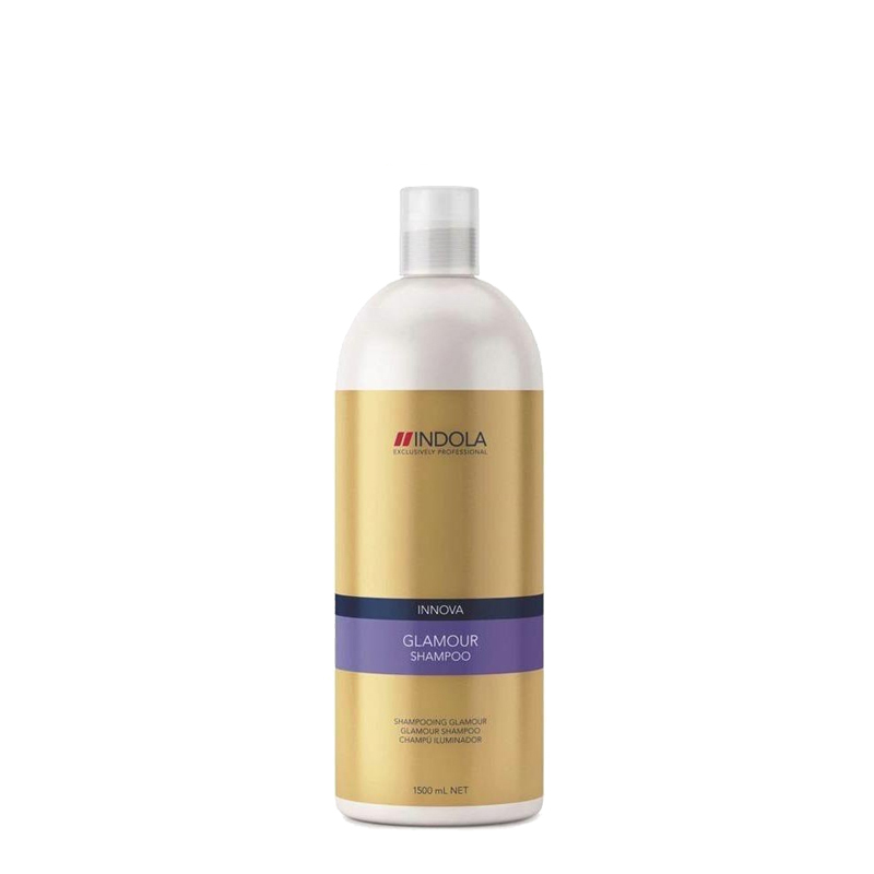 Glamorous Oil Shampoo 1L - Indola