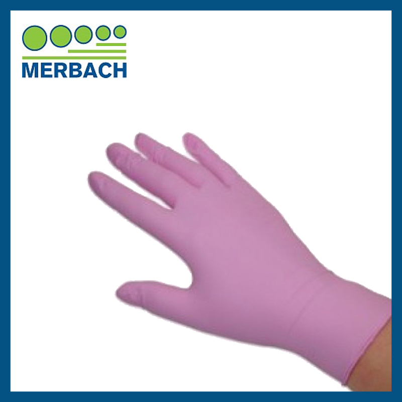 Handschoenen Merbach - Roze maat L