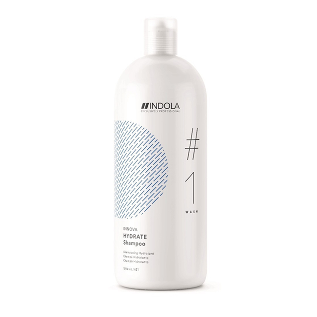 Hydrate Shampoo 1500ml - indola