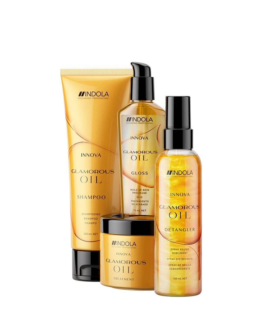 Indola Glamorous Oil Shampoo 1L