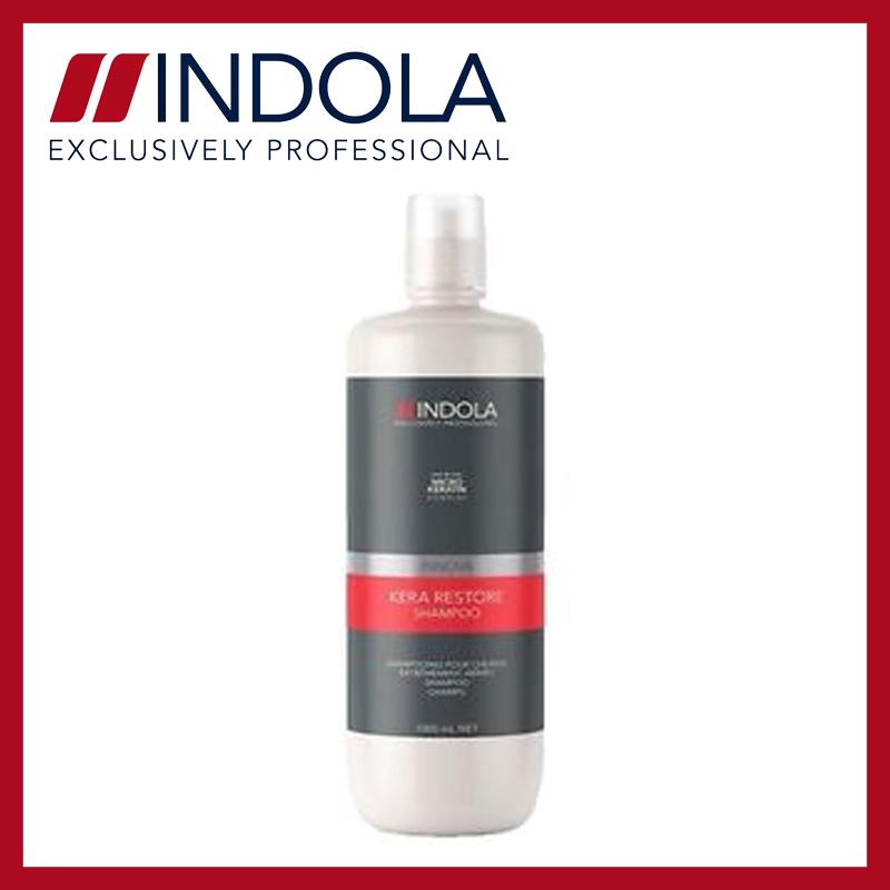 Indola Shampoo - Kera Restore 1000ml