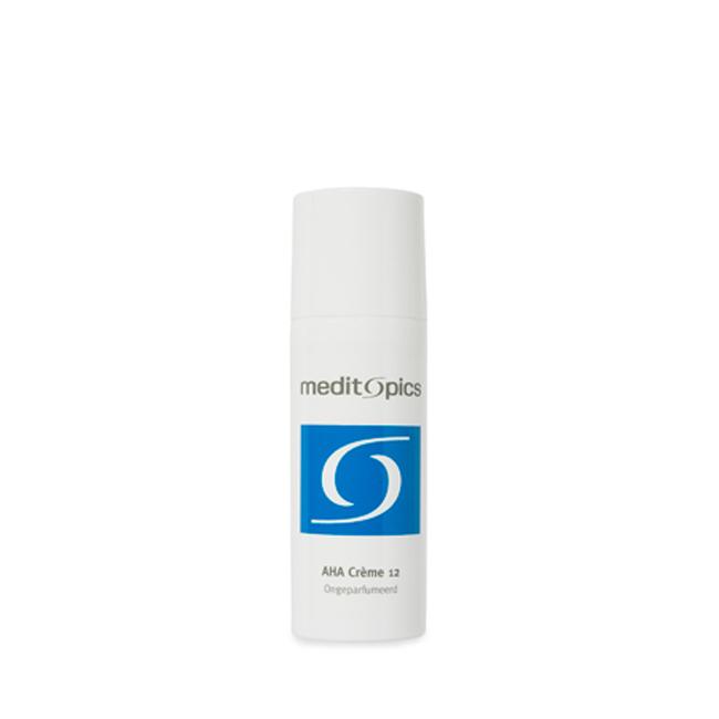 AHA crème 12 - Meditopics