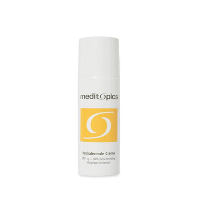 Hydraterende Crème SPF15 - Meditopics