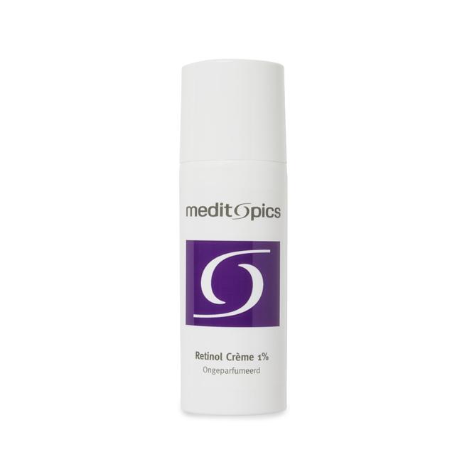 Retinol crème 1% - Meditopics