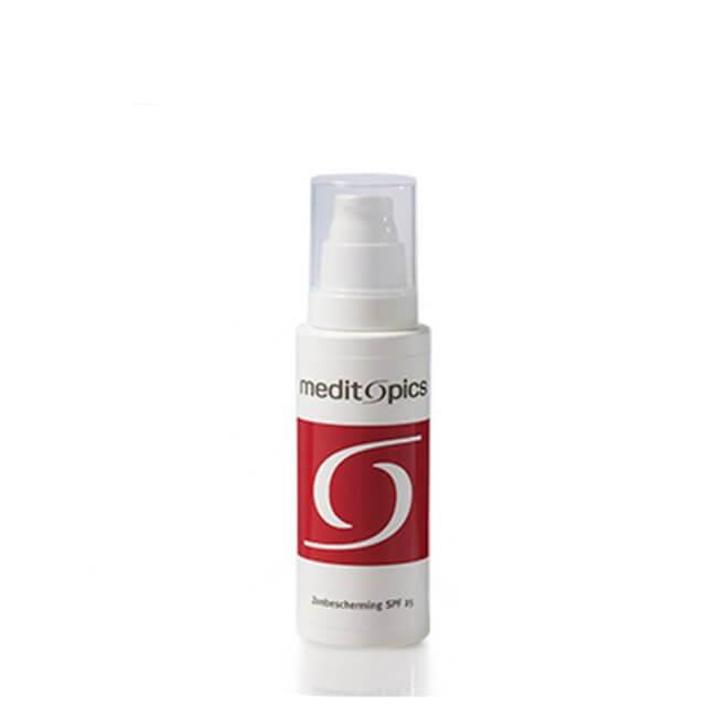 Zonbescherming SPF25 - Meditopics
