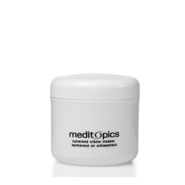 Zuiverend Crème Masker 250gr - Meditopics