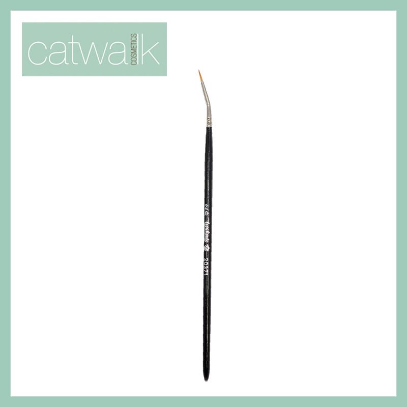 Eyelliner gebogen penseel-842