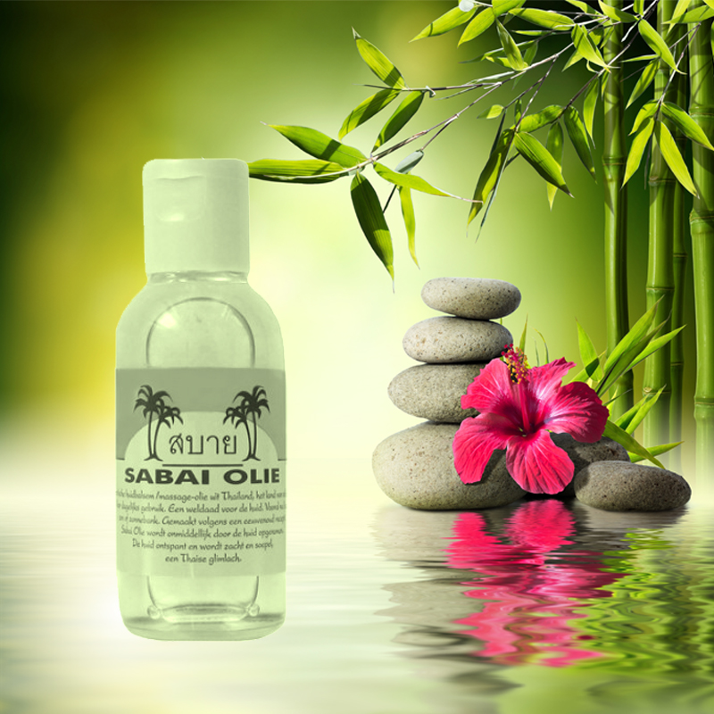 Sabai massage olie | Catwalk Cosmetics