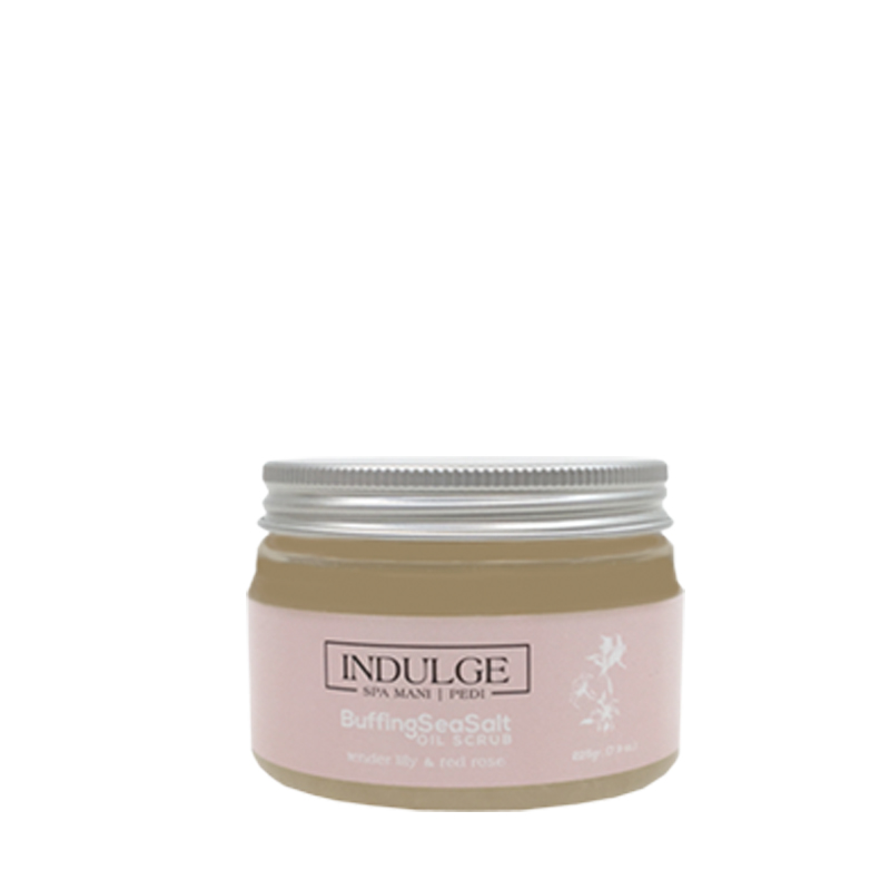 BuffingSeaSalt - scrub 225gr | Catwalk Cosmetics
