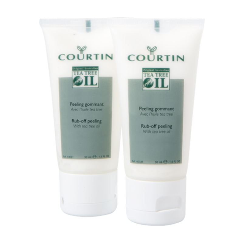 Rub-off peeling | Courtin