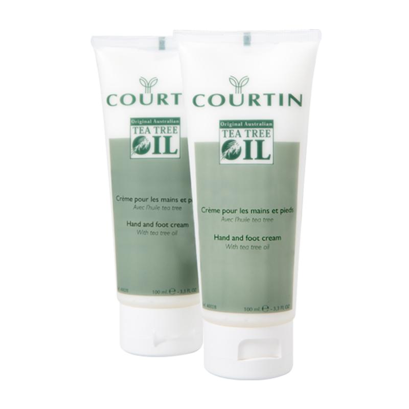 Hand en voetencrème | Courtin