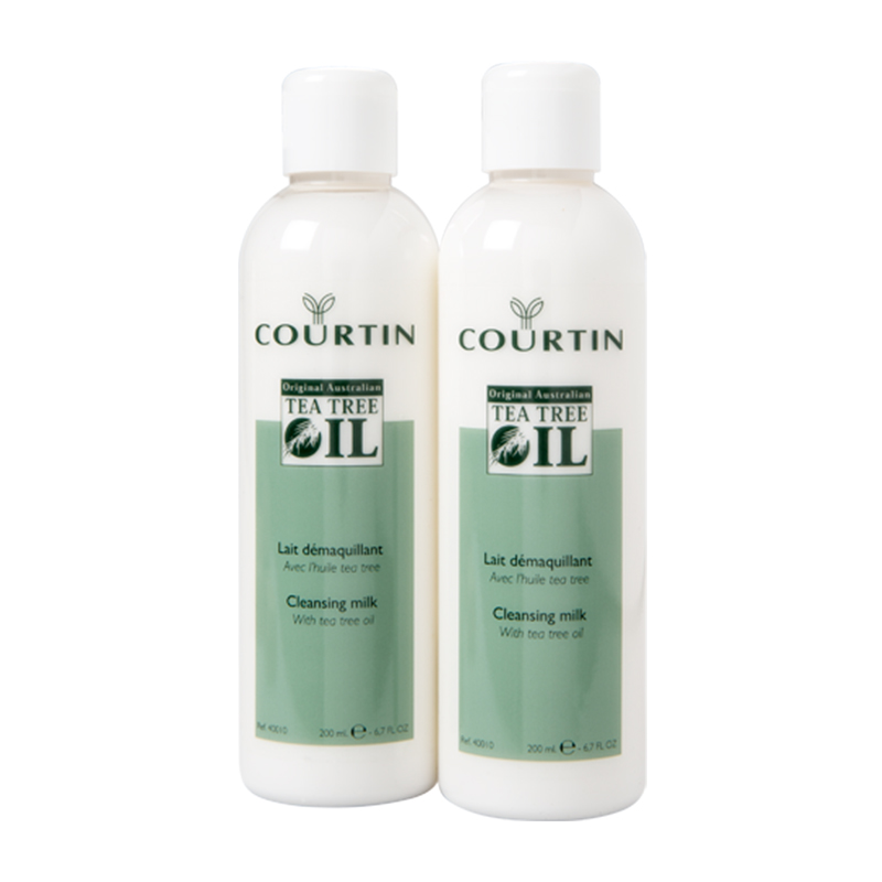 Reinigingsmelk Courtin 200 ml