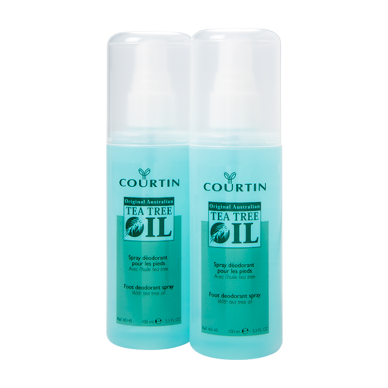 Voetdeodorant spray | Courtin