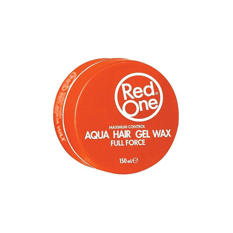 Red One wax Oranje