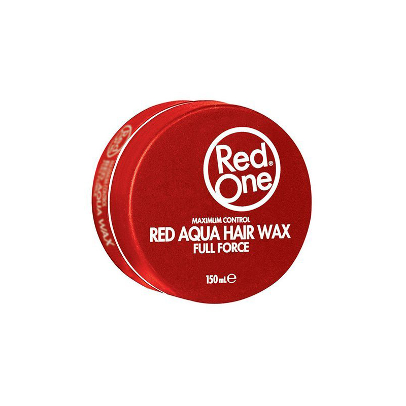 Red One wax Rood