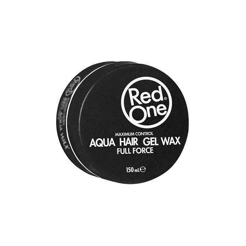 Red One wax Zwart
