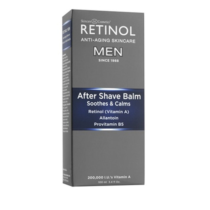 Retinol Men after shave balm