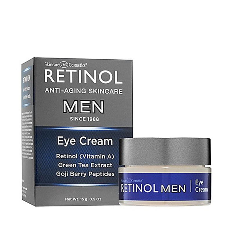 Retinol men eye cream