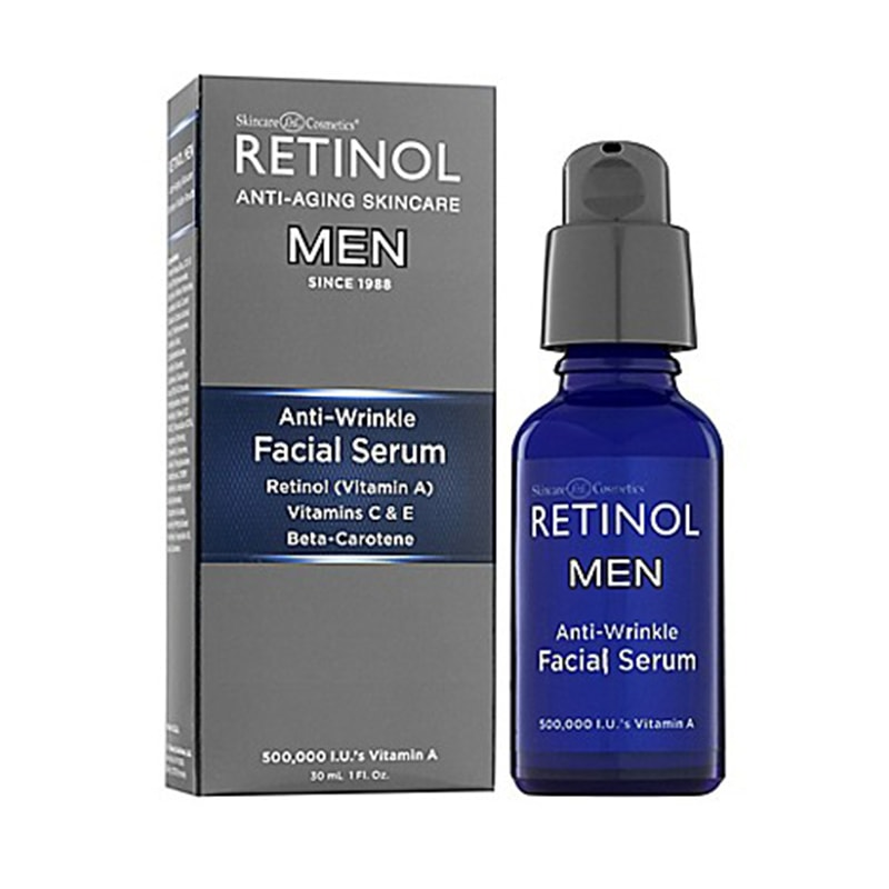 Retinol Men Facial Serum