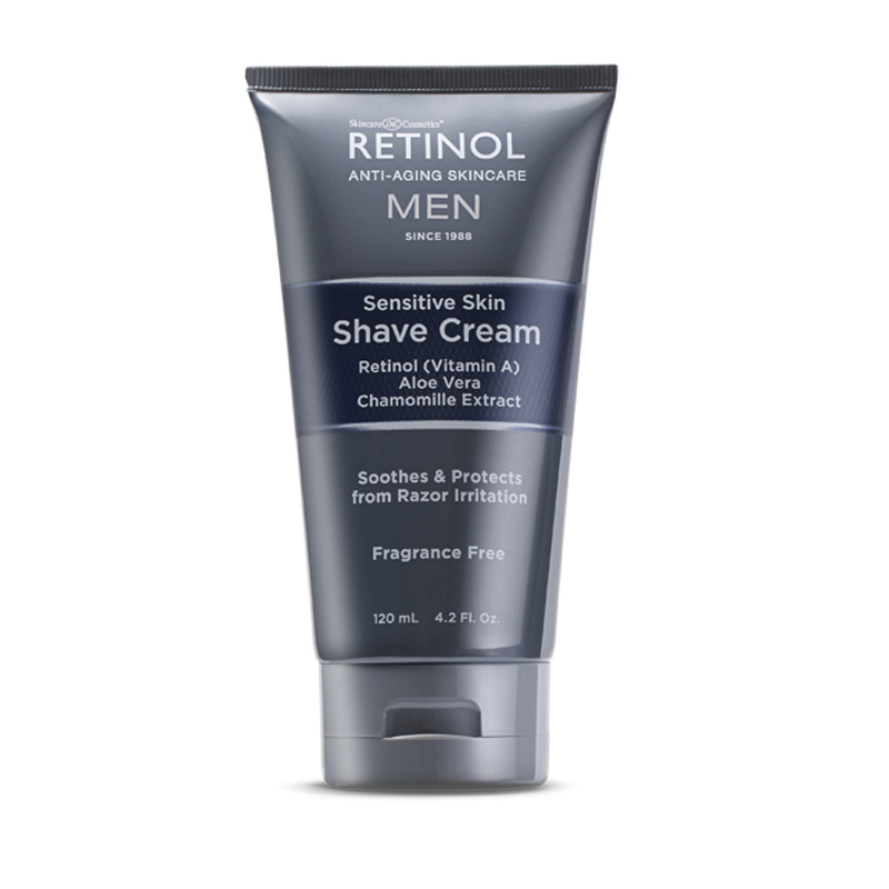 Retinol Men Shave Cream