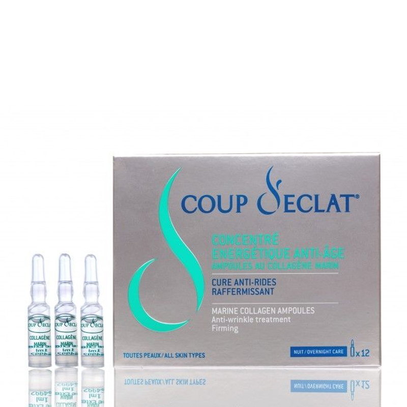 Coup D'eclat Anti-age Concentrate - 12 ampullen