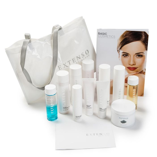 Extenso Skincare Basis set