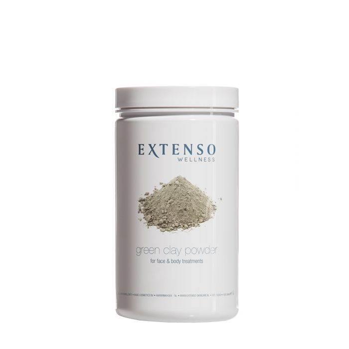 Green Clay Powder - Extenso - 1000 gram