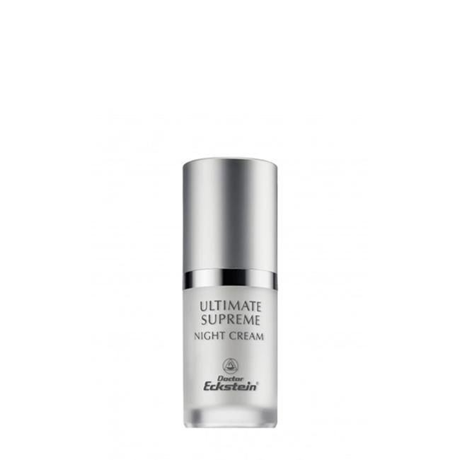 Ultimate Supreme Night cream - Dr. Eckstein 15ml