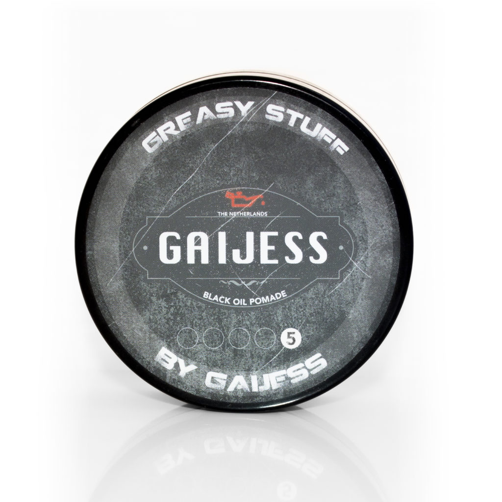 Gaijess Black Oil Pomade