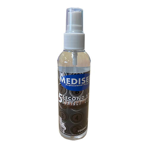 Medisept 5 Second Spray 100 ml-0