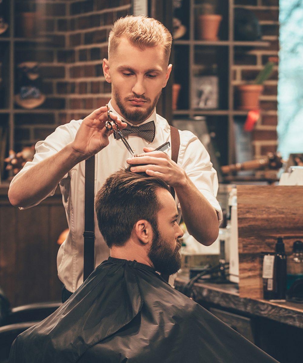 Barbier (knippen & opscheren)-0