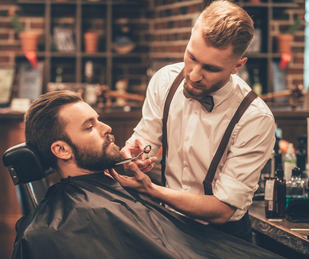 Barbier Baard (trimmen & scheren)-0