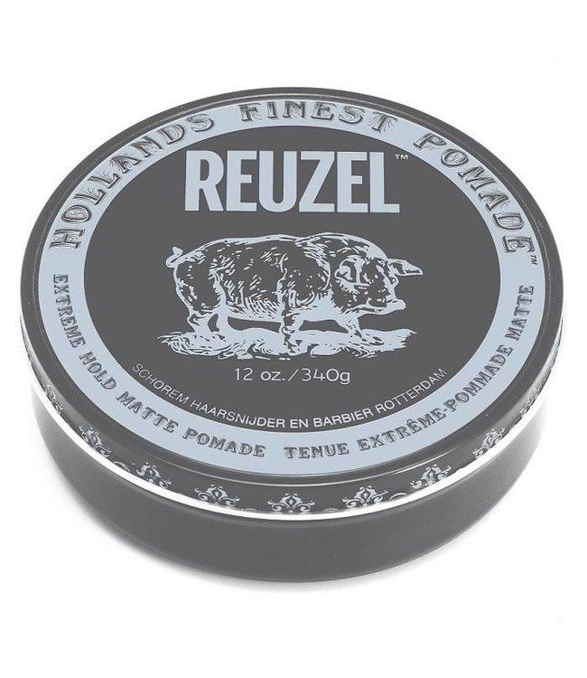 Reuzel Extreme Hold Matte Pomade (Grey) 113G-0
