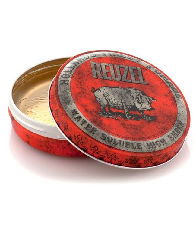 Reuzel High Sheen Pomade (Red) 113G-0